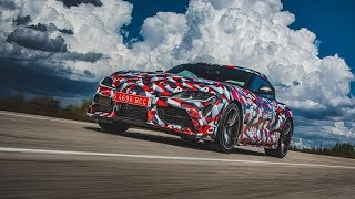 The all-new Toyota Supra - Global First Drive Impression