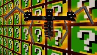 CAMEL Lucky Blocks | DRAGON+WITHER | Desafío de la Suerte Especial - #191
