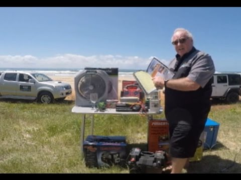 RTM Fraser Island Video