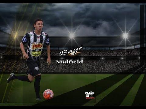 Bagé - (Carlos Eduardo) - Meia - 2001