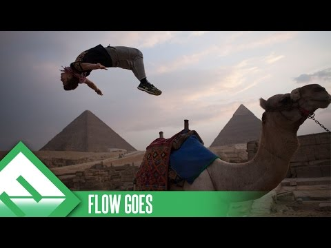 Pyramids of Cairo | Flow Goes Egypt