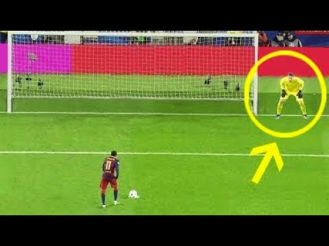 Top 10 Funny Goals In Football History  HD
