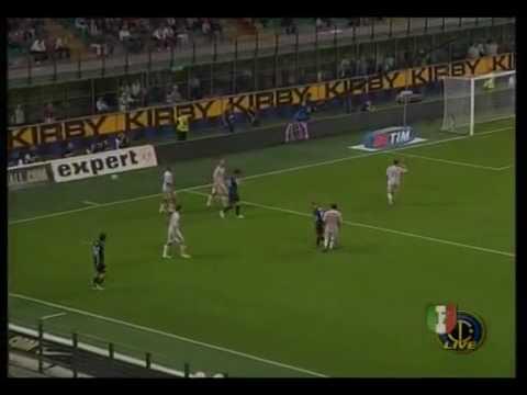 Download Inter Napoli 3-1 Highlights 5a Giornata 23-09-2009 serie A Inter Channel (Scarpini)