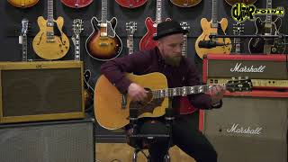 1969 Gibson Hummingbird - Natural / GuitarPoint Maintal / Vintage Guitars