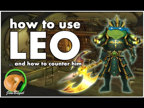 SUMMONERS WAR : How to Use (or counter) Leo the Wind Dragon Knight