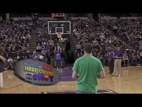 Best Fans Half Court Shots - Compilation