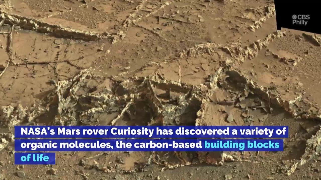 NASA Finds Signs of Potential Ancient Life on Mars - YouTube