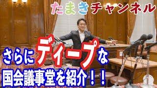 【国会議事堂編②】国会議事堂での裏話もご紹介!