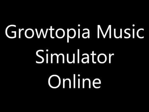Growtopia Music Simulator Online Release Video
