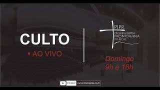 Transmissão ao vivo de PIPR - Culto 08.12.2019   Lic. Jaidson Araújo