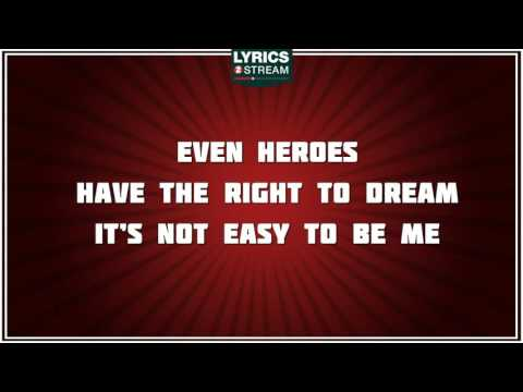 Superman - Five For Fighting tribute - Lyrics