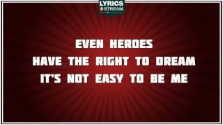 Superman - Five For Fighting Tribute - Lyrics