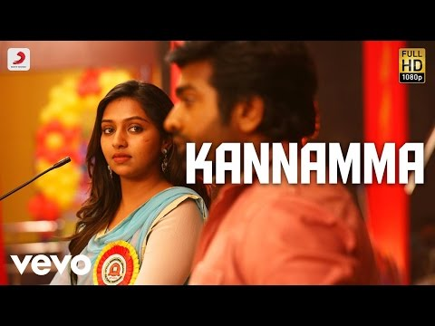 Rekka - Kannamma Making Video Tamil |...