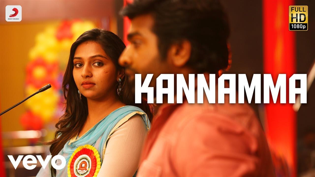 Rekka - Kannamma Making Video Tamil