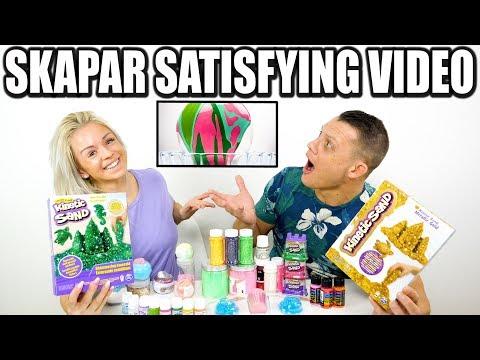 SKAPAR SATISFYING VIDEO