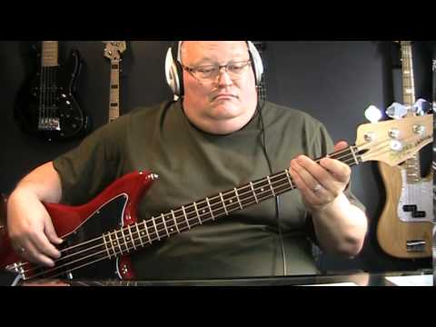 Dire Straits Money For Nothing Bass Cover with Notes & Tablature