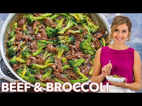 How To Make Beef And Broccoli Recipe With Stir Fry Sauce