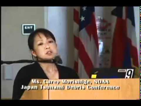 Japan Tsunami  Debris Conference - Part 3.mov