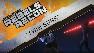 Rebels Recon #3.20: Inside Twin Suns | Star Wars Rebels