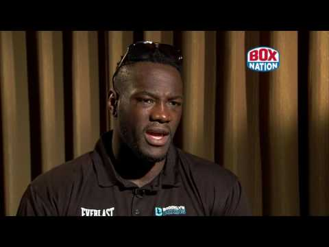 Deontay Wilder on Tyson Fury & the Heavyweight Division