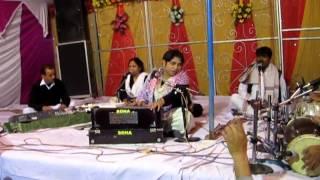 Rab mera satguru ban ke aaya mainu vekh lain de  voice Alka Goyal Delhi Wale