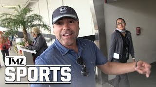 Oscar De La Hoya 'Finalizing Contracts' for Chuck Liddell Comeback | TMZ Sports