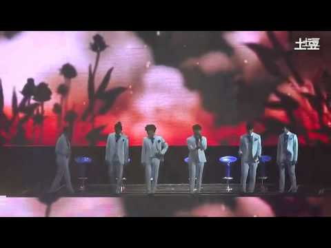"""[Fancam] 2PM""""What Time is it"""" Shanghai"""
