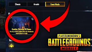 PUBG Mobile 0.11 Update *Zombie Mode* is Here! - Zombie Mode All EXPLAINED