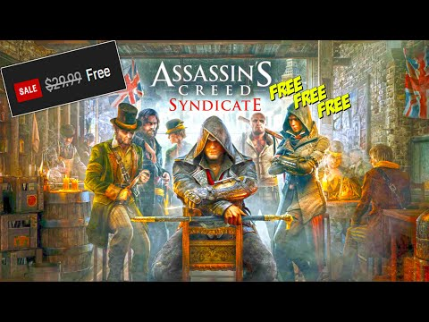 Assassin's Creed Syndicate Free On The Epic Games Store (Free To Download)