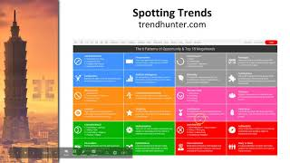 Market Research (Spotting Trends and Finding Ideas)