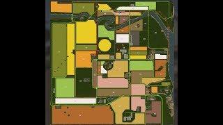 Farming legend map tour farming simulator 19