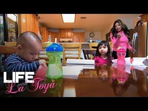 La Toya Jackson...Babysitter? | Life with La Toya | Oprah Winfrey Network