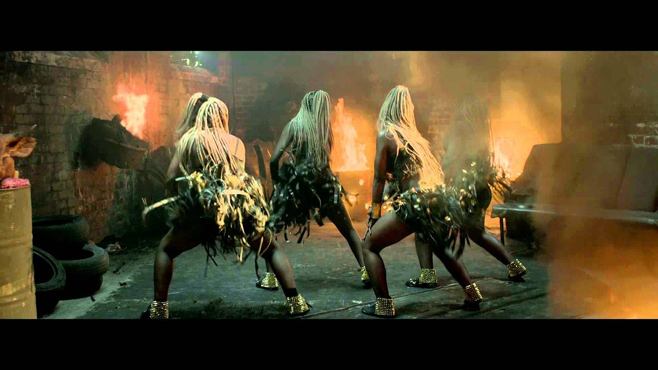 Skrillex - Ragga Bomb Ft. Ragga Twins (Official Music Video)