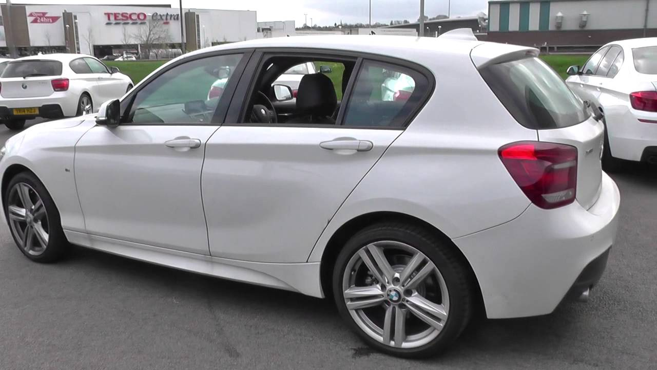bmw 1 series 120d xdrive m sport 5dr business media u11680 youtube. Black Bedroom Furniture Sets. Home Design Ideas