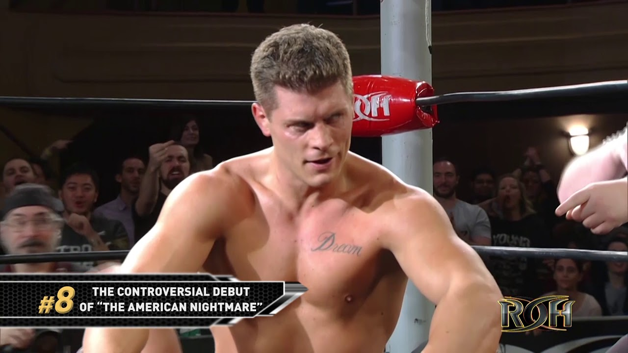 American Nightmare 2002 meet the face of ring of honor, who is trying to challenge wwe