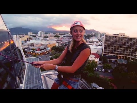 Sylvia Jeffreys day in Tropical North Queensland
