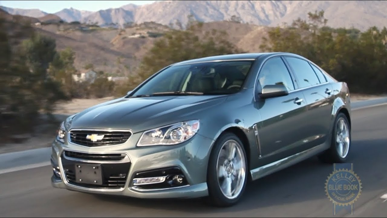 2015 Chevy SS   Review And Road Test   YouTube