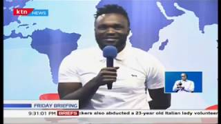 Naiboi - a blend of Nairobi and Boy  Guest Anchor