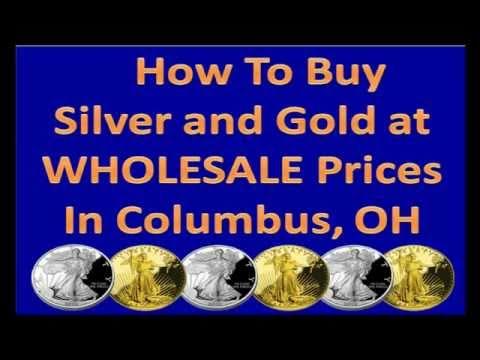 Silver Prices Coins Columbus