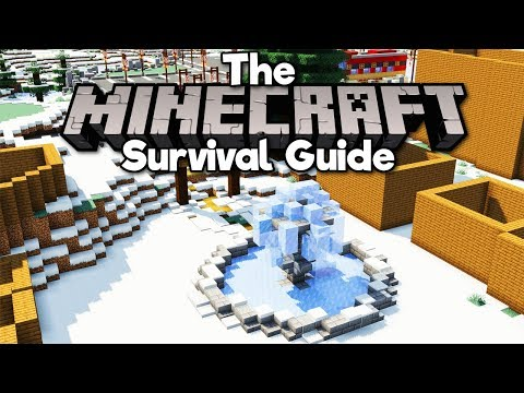 Planning a Modern Ski Village! ▫ The Minecraft Survival Guide (Tutorial Let's Play) [Part 267] thumbnail