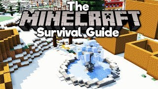 Planning a Modern Ski Village! ▫ The Minecraft Survival Guide (Tutorial Let's Play) [Part 267]