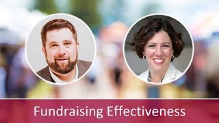 Measuring and Communicating Fundraising Effectiveness: Interview with Andy Davis
