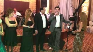 Manaf Agayev,Reqsane,Azeri kizi Gunel,Elton-Qarabag Mugami (Tovuz-Shemkir toyu Ayan Palace)