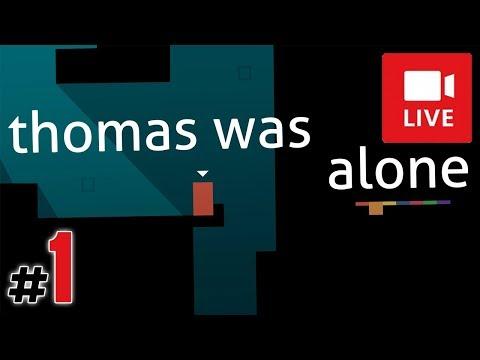 """[Archiwum] Live - THOMAS was ALONE! (1) - [1/2] - """"Prostokąty z uczuciami"""""""