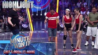 Long Mejia, pumalya nga ba sa kanyang bagong magic? | Minute To Win It
