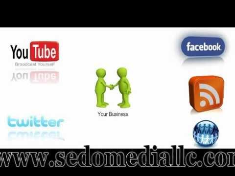 Sedo Media Social Media Management Marketing Website Design Salem Portland Oregon