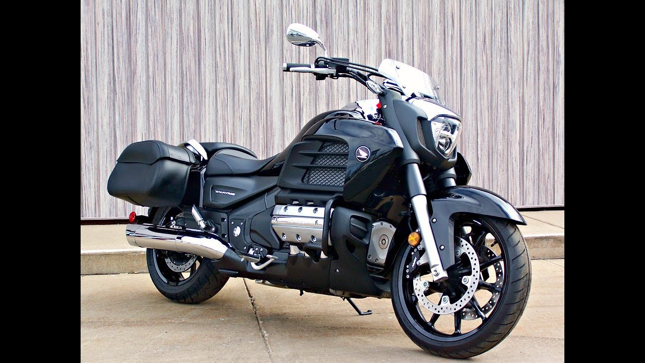 SOLD! 2014 Honda Gold Wing Valkyrie 1,029 Miles! - YouTube