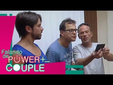 🔴🔥Surtado! RAFAEL VIRA CHACOTA ENTRE OS PARTICIPANTES - Power Couple Brasil Programa de 16/05/2017