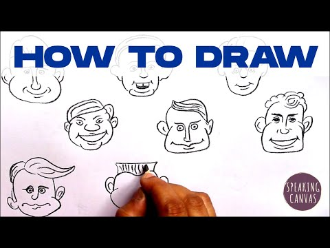 how-to-draw-easy-cartoon-faces-step-by-step-|-cartoon-tutorial