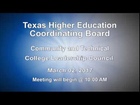 Community and Technical Colleges Leadership Council